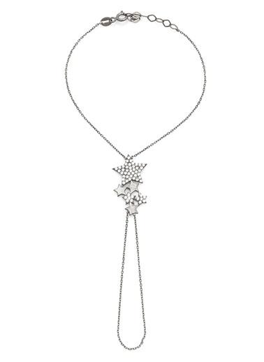 Bendis Design Yıldız Şahmeran Gümüş